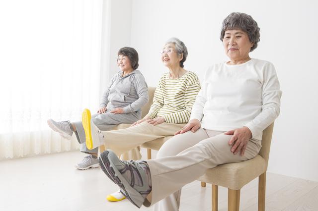1分半の「ながら体操」で骨を強く。家事の合間に骨は鍛えられます/骨活
