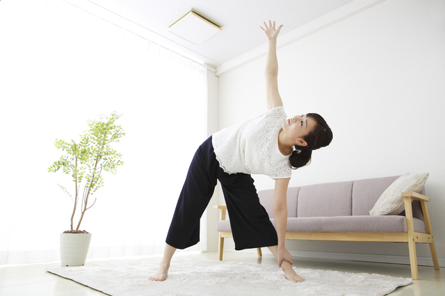 更年期を迎えたら、生活習慣の見直しを/更年期障害(7)