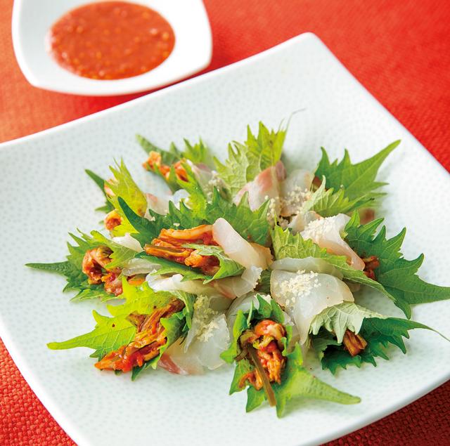 乳酸菌をおいしく摂取! おすすめキムチの煮物&お刺身レシピ