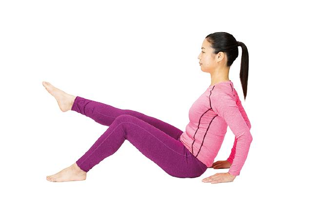 気をつけて! 筋肉量が減少しやすい「太もも前」は筋トレが必要です