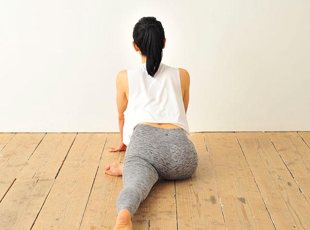 インナーマッスルが目覚める! おしり伸ばしで起きる4つの変化/1分おしり筋を伸ばすだけ