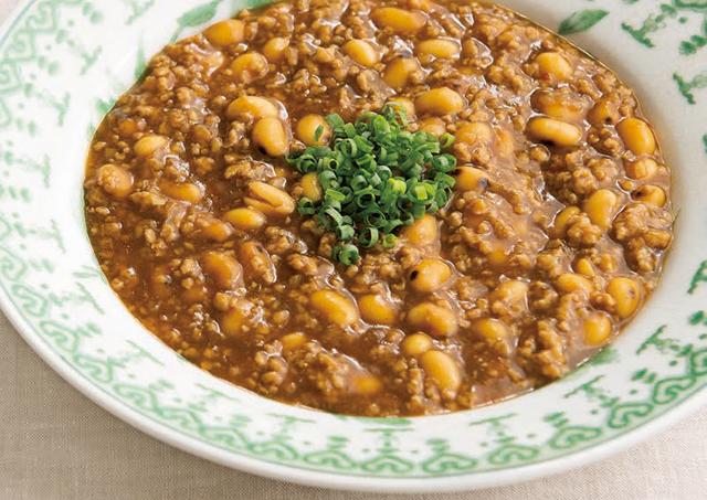 麻婆もサラダも「水煮大豆」があれば栄養満点の時短おかずに!