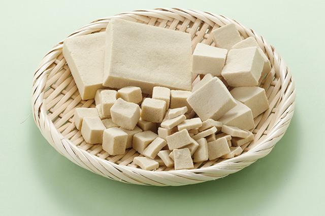 【7大長生き食材・高野豆腐】注目の栄養素レジスタントプロテインを手軽に/長生き朝ごはん(3)