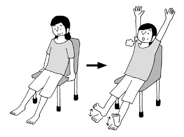患者数4800万人「下肢静脈瘤」の症状を改善する「足バタバタ体操」