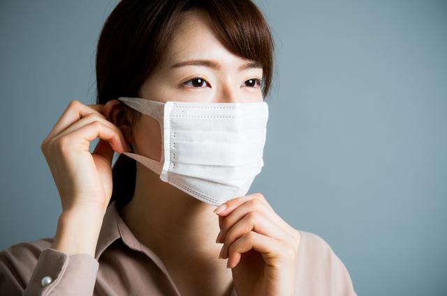 くしゃみや咳、接触で感染する! インフルエンザは手洗い&マスクで予防しよう