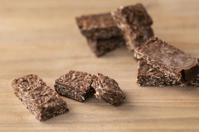 週1はOK! ヘルシースイーツ「プロテイン入りオートミールチョコレート」/3Days糖質オフ