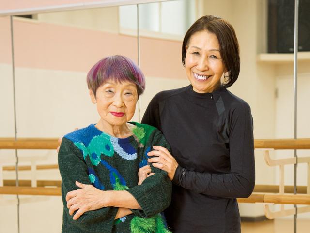 寝たきりから仕事復帰した90歳バレエ教師。「今も現役」の秘訣は美への意識と毎日の食事!