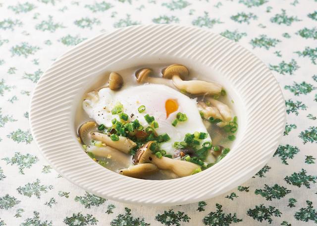 パスタにスープ。「塩麹」はどんな料理にも使いこなせます!