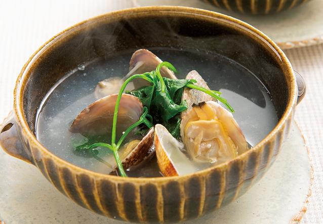 パスタにも変身!にんにく塩麹ペーストで作る「あさりのスープ」レシピ