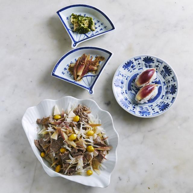 さっぱり!3つのアレンジレシピ/谷島せい子さんの 秋みょうがと長いもの酢漬け(後編)