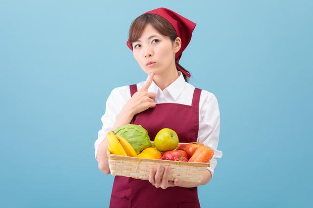 野菜・果物にも気を付けて! 3日で脂肪になる「糖質」は徹底カットしよう/糖質制限2.0