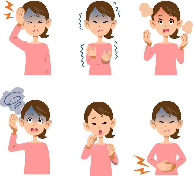 ホルモン補充療法は、症状や生活スタイルに合わせて選択を(2)/更年期障害(12)