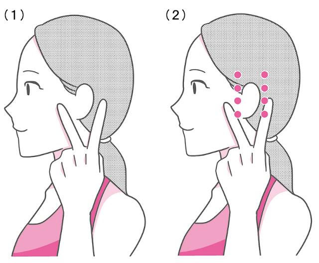 耳が聞こえにくい人はぜひ! 1分で自律神経を整える、4つの「耳マッサージ」