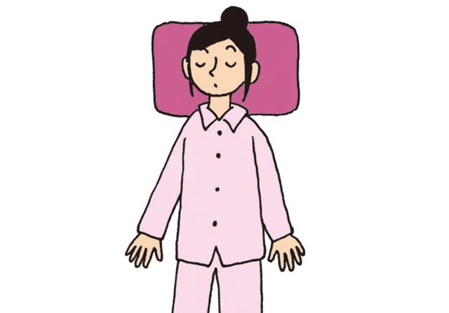 あなたの姿勢はどれ? 睡眠の質を左右する寝相の秘密/ぐっすり眠れる方法(3)