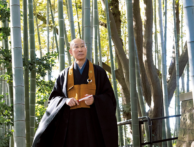 禅の名僧に教わった「心を整える」ウォーキングの極意