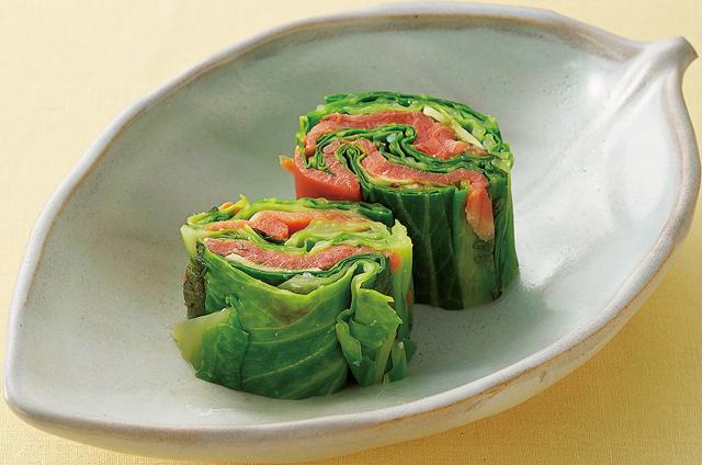 「塩麹」で野菜がぐーんとおいしくなる! 小松菜、キャベツ、オクラ編