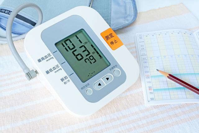 朝晩測って健康管理!「血圧」のしくみを覚えておこう/やさしい家庭の医学