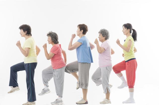 1日7000歩、歩いていますか? あなたの「筋力維持度」をチェック!