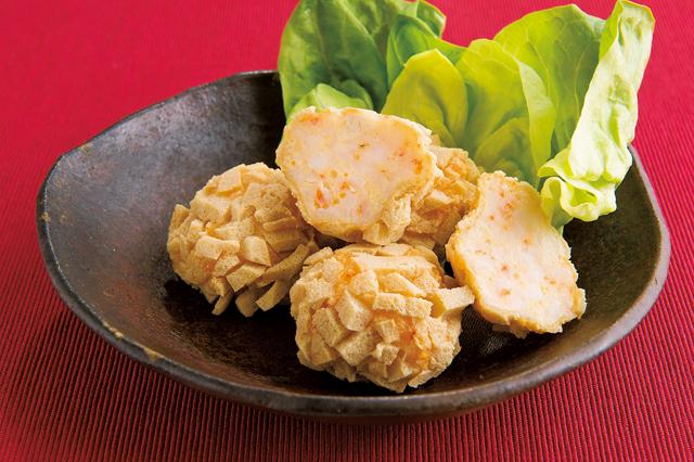 すって、刻んで。高野豆腐でヘルシー揚げ物&いり豆腐/親子で乾物