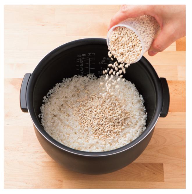 上手にもち麦を食べるための「炊き方・ゆで方・保存法」/もち麦ダイエット