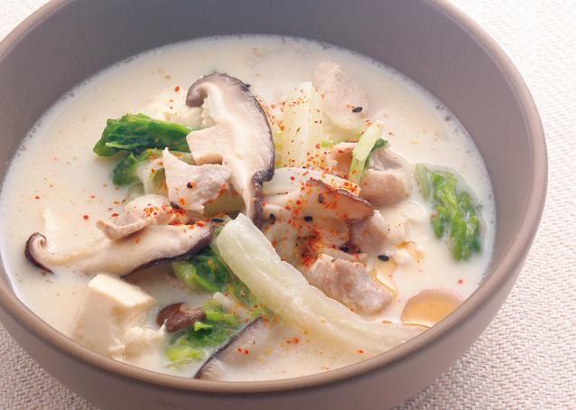 血管の収縮を抑えてくれる「マグネシウムたっぷりスープ」2選
