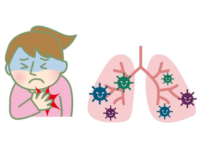 よく似ているけど「ぜんそく」と「夏型過敏性肺炎」は違います(2)
