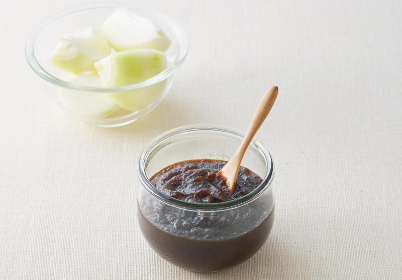 玉ねぎ健康法の真打ち! 玉ねぎ、黒酢、黒糖で作る「黒玉ジャム」で血液サラサラに