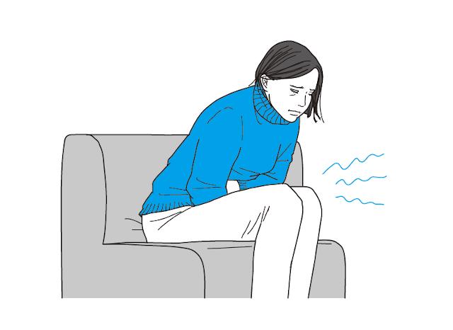 生理痛をやわらげるお風呂の入り方「40℃に15分+追い炊き」でゆっくりして