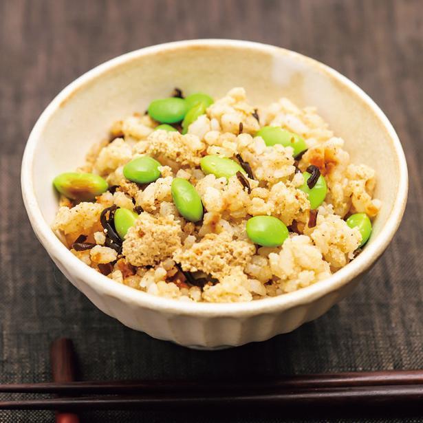 スープで手軽に。料理に混ぜて。高野豆腐生まれの「即やせパウダー」の活用術/高野豆腐