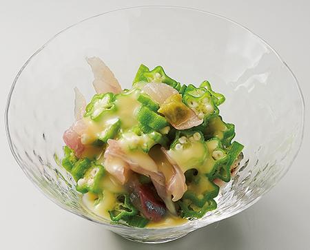 アジとオクラに「しょうがレモン酢」で涼感も!夏のさっぱり和食レシピ4選
