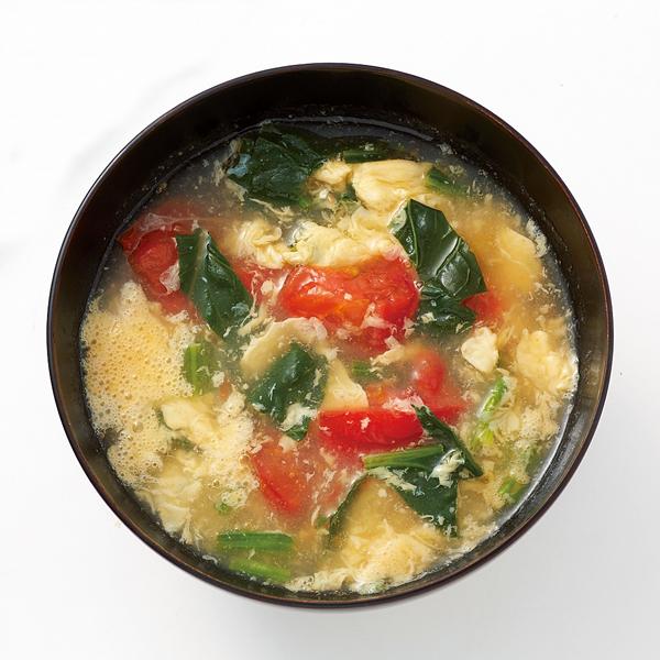 糖尿病改善レシピ「トマトと卵のスープ」「みぞれ汁」/糖尿病〝食べて改善″レシピ(7)