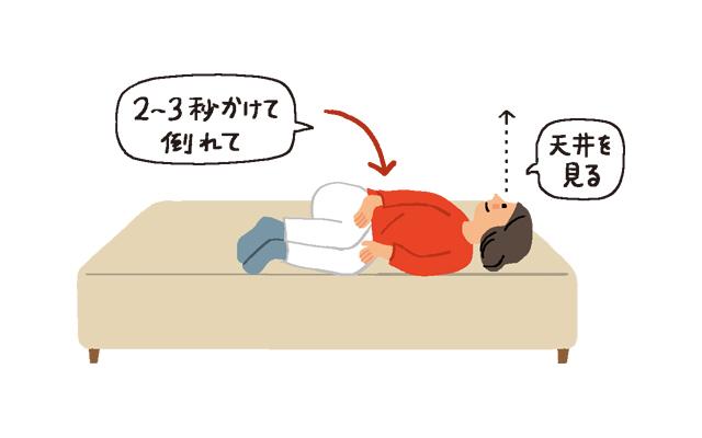 メニエール病、前庭神経炎、めまいを伴う突発性難聴はこの運動で治しましょう/めまいを治す!(3)