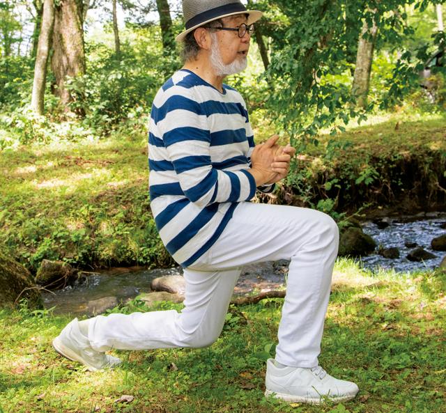 筋肉を育て、免疫力を高めましょう。医師・鎌田實さんが教える「2つの筋力アップ運動」