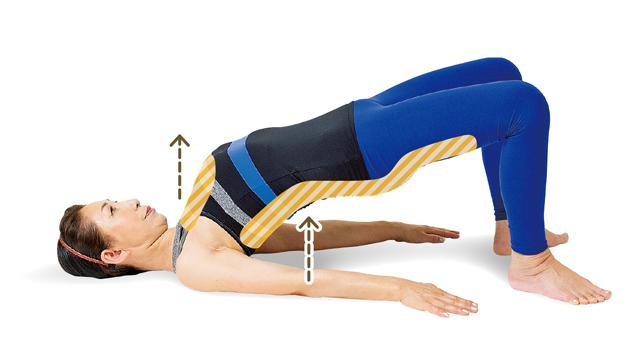 肋骨の間を広げて肩こり解消!「胸上げストレッチ」/前新式寝たままリンパ体操