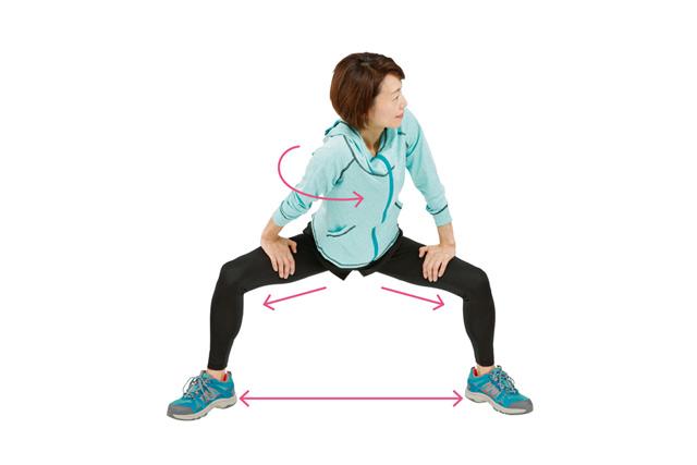 「20~30秒、ゆっくり伸ばす」がポイント! 医学博士が教える「ウォーキング前の準備体操」