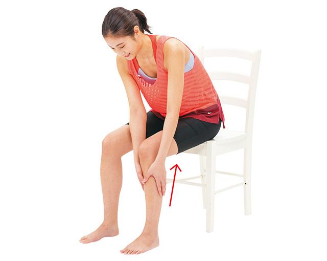 「下肢静脈瘤」のむくみやだるさを改善!「足マッサージ」と「弾性ストッキング」のはき方