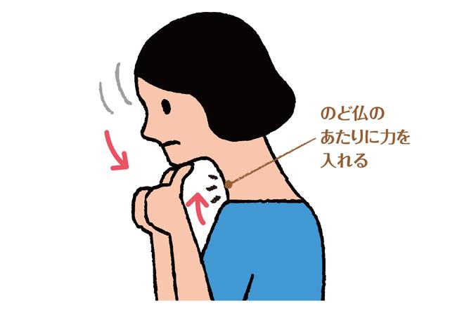 肺活量アップも期待できる! 「呼吸筋のどトレ」で誤嚥を防ぐ