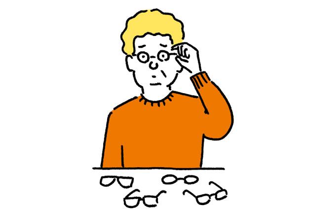 1つでも当てはまったら眼科受診を。「白内障」セルフチェック