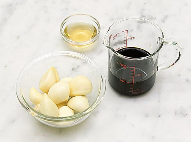 粒のまま食べてもOK! しょうゆにんにくの作り方/にんにくで毎日元気(4)