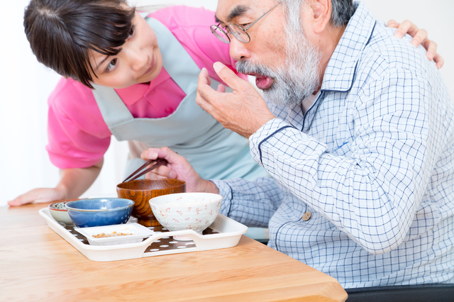 「食べられない」はなぜ起こる?「摂食嚥下障害」の2大要因とは/介護NOW