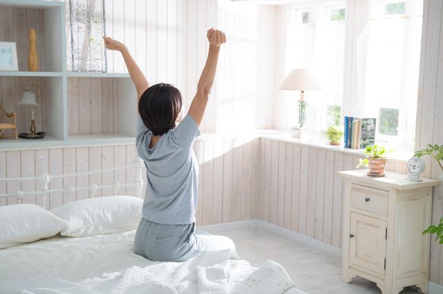 寝入ってから4時間熟睡できれば疲れの8割は取れている/ぐっすり眠れる方法(2)