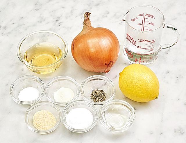 7つの健康効果!「玉ねぎレモンポン酢」とは?