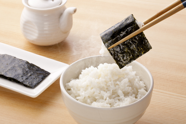 微量栄養素を網羅する栄養食品! のりを使って「のりのつくだ煮」を作りましょう