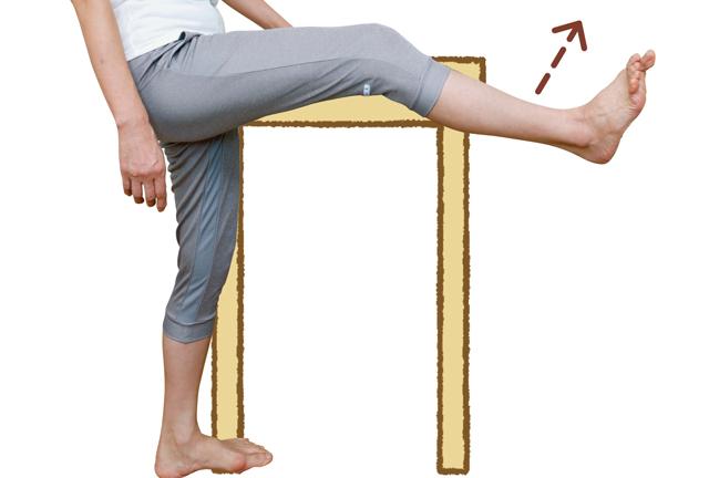 腰の痛みやしびれを軽減!「足振り体操」/腰椎分離症・すべり症を体操で治す!
