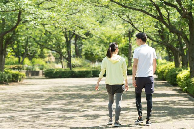 休みの日はとにかく外出、歩く! 体が太りにくくなる「休日の痩せルール」