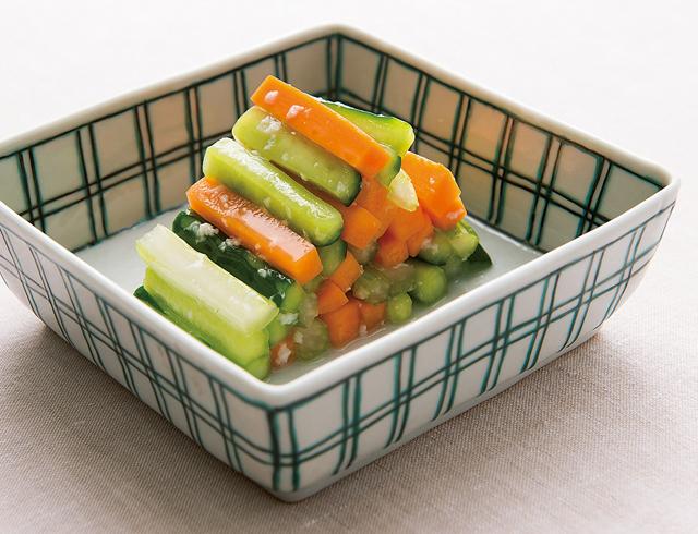 野菜も魚も「甘酒」に漬けるだけ! 減塩&うま味アップできる「甘酒漬け床」