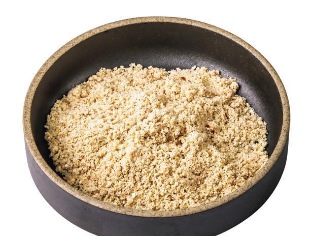 粉末の「高野豆腐」に4つの食材を加えるだけ! 究極の「即やせパウダー」の作り方/高野豆腐
