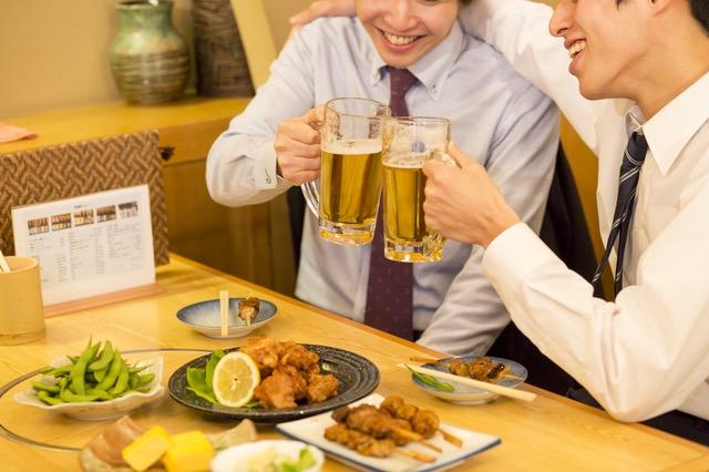 酒のつまみには刺身、ナッツ、枝豆がおすすめ/稼げる男は食事が9割(21)