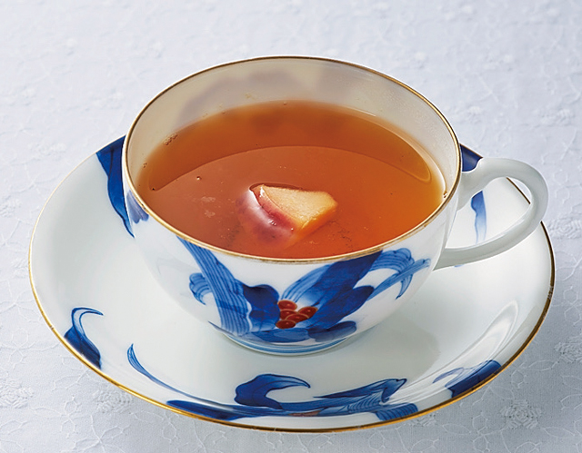 紅茶に入れて、牛乳に加えて。さっぱりヘルシー!りんご酢ドリンク/村上流りんご酢(4)