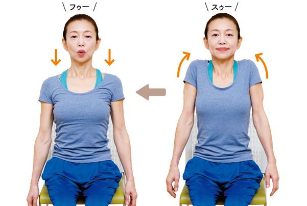 肩こり解消へ!「肩甲骨」の周りの筋肉をほぐす「肩ほぐし」のススメ